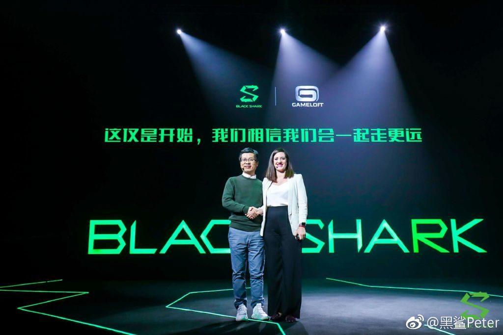 Xiaomi Black Shark 2 презентация и обзор