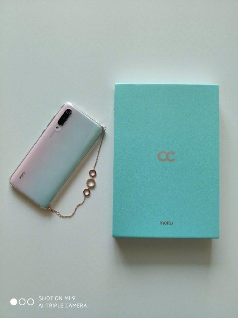 CC9 Meitu Custom Edition