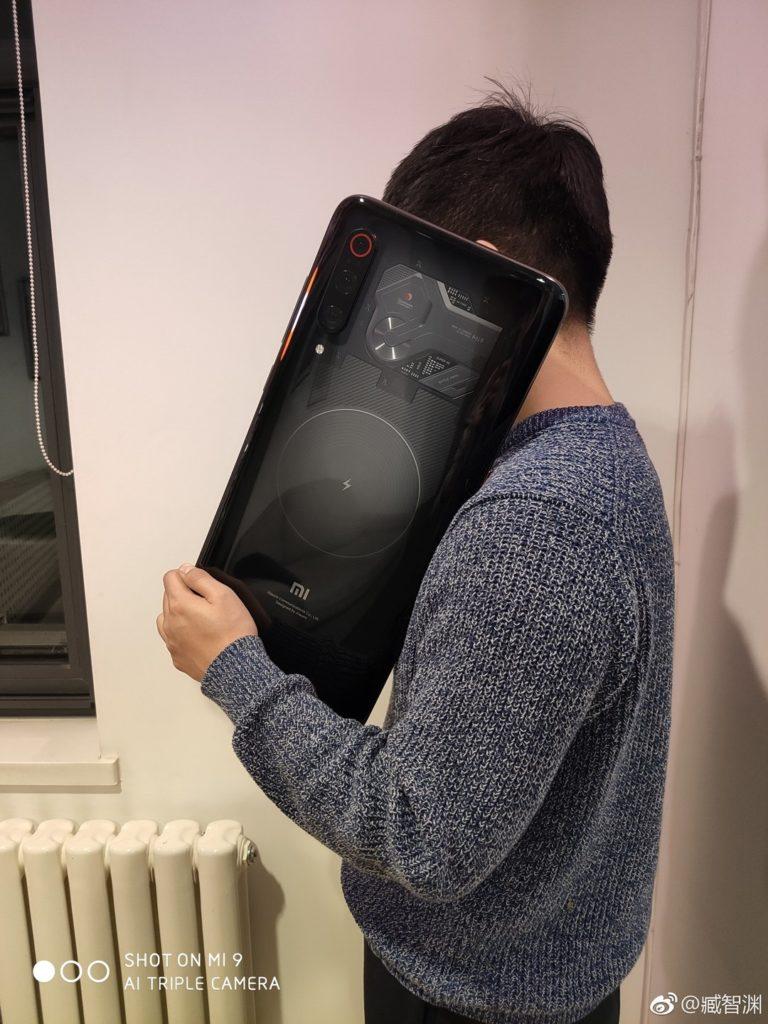 Xiaomi выпустила самый большой мобильный телефон в мире!