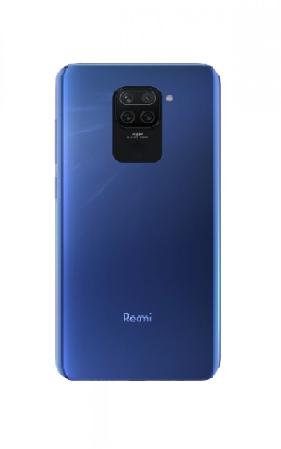 Redmi 10X или Redmi Note 9 для Китая