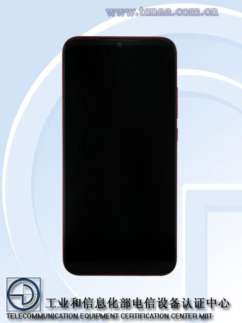 Xiaomi Redmi 7 характеристики на TENAA