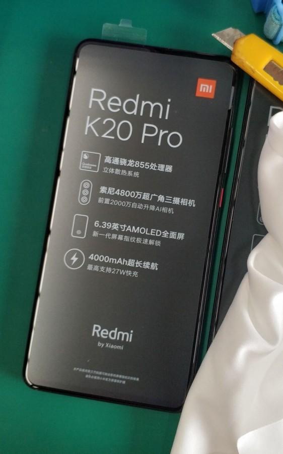 Redmi K20 Pro фото
