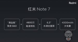 Redmi Note 7 обзор презентации в Пекине