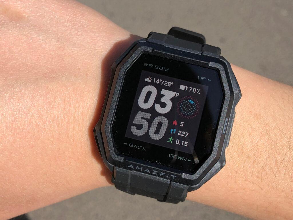 Умные часы Xiaomi Amazfit Ares