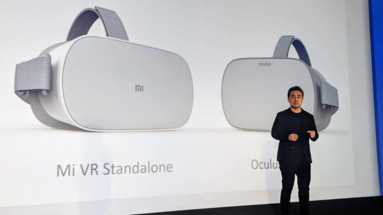 Oculus Go и Xiaomi Mi VR Standalone.