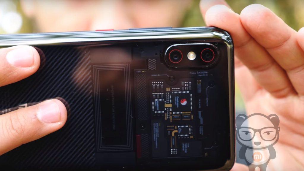 Камера Xiaomi Mi 8 Pro