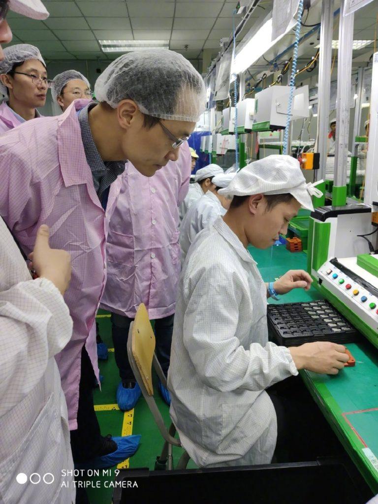 Секреты производства Xiaomi Mi 9