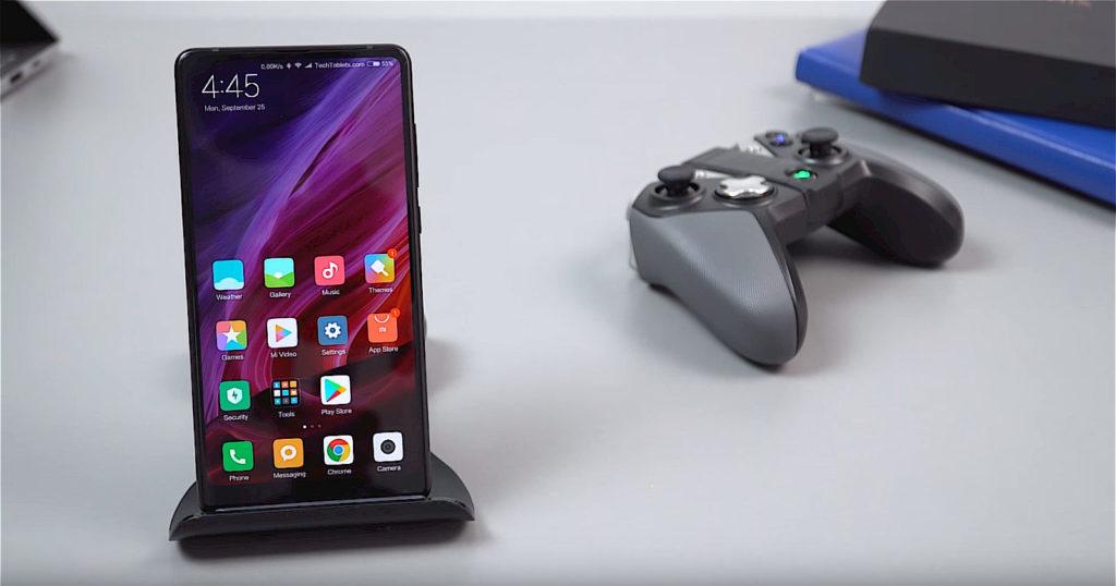 Игровой тест Xiaomi Mi Mix 2