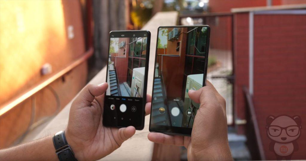 Дисплей без рамок: новый тренд Xiaomi