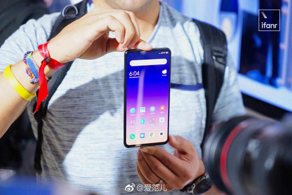 Xiaomi Mi Mix 3 5G официально представлен!