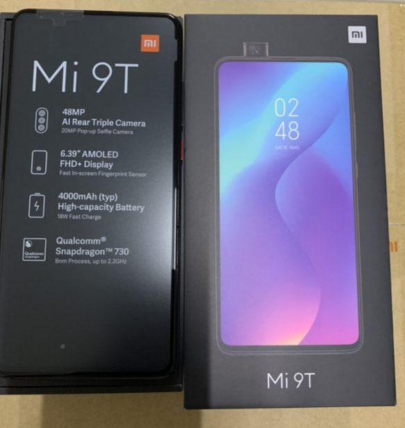 Дата выхода Xiaomi Mi 9T