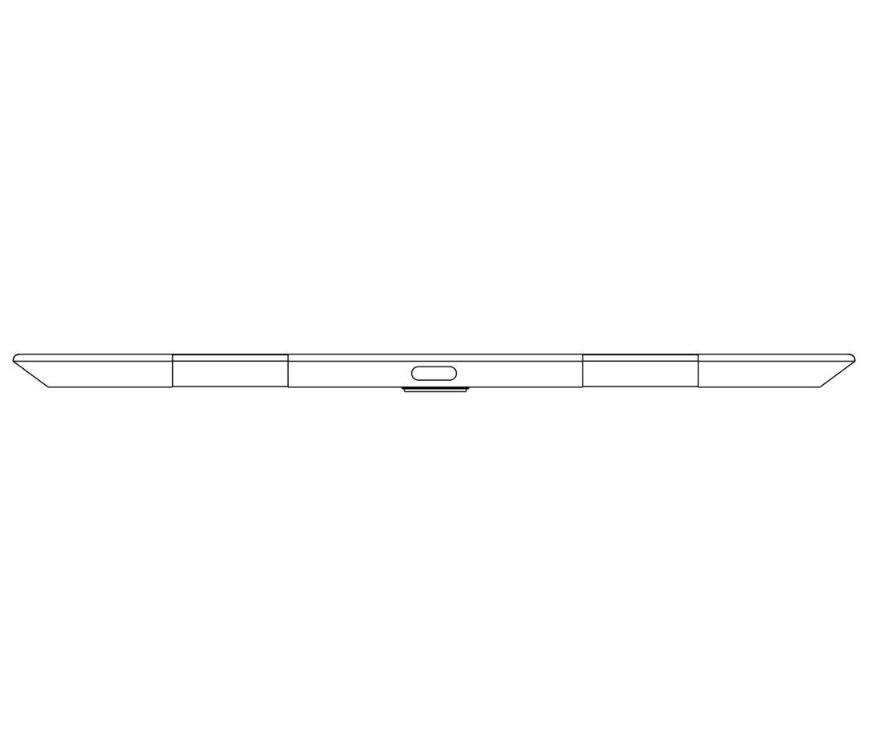 Складной смартфон Xiaomi с тройной камерой