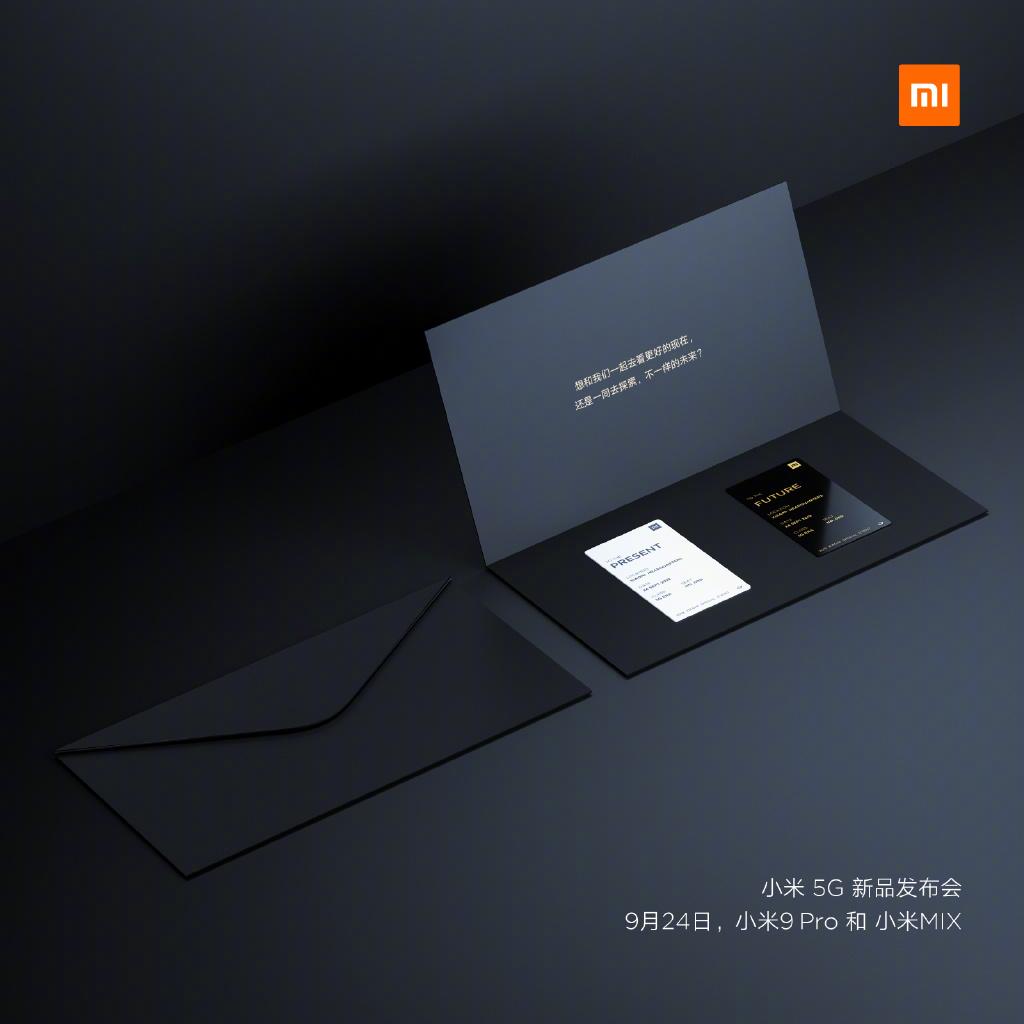 Презентация Xiaomi Mi 9 Pro и Mi Mix 4