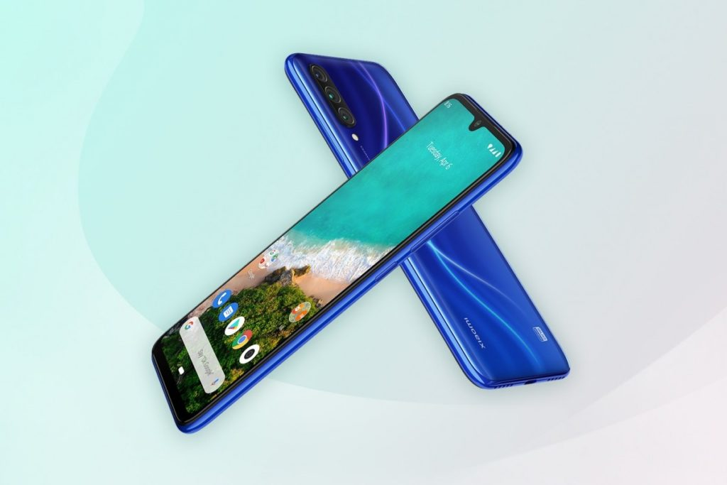 Xiaomi Mi A3 официально представлен! Обзор